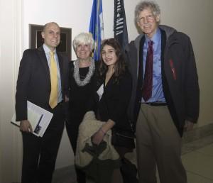 ACKC Advocates with Rep. Rosa DeLauro's (D-CT) Legislative Director