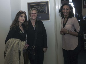 ACKC Advocates with Rep. Van Hollen's (D-MD) Health Aide