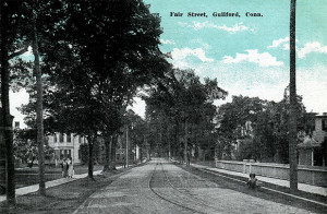 From the Guilford Keeping From the Guilford Keeping Society Library Collection Circa 1920